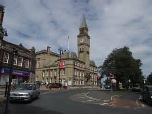 Chorley Town Hall © Philip Platt :: Geograph Britain and ...