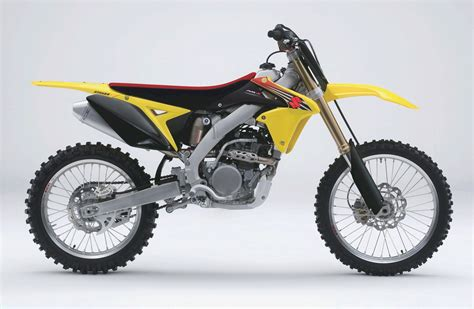 Cross Motorcycle News 2013 Suzuki Rmz 250 And Rm-z 450 New