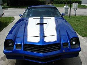 Sell Used 1978 Chevrolet Camaro Z28 350 Auto Looks And