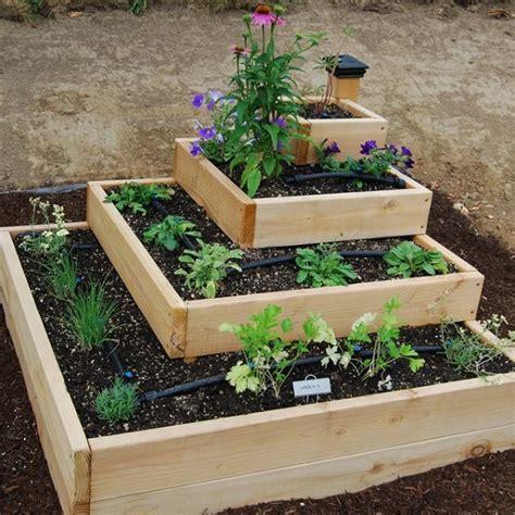 simple vegetable garden ideas  home
