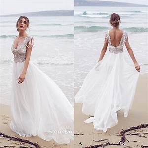 white beach wedding dresses women 39 s style white beach With white beach dresses for weddings