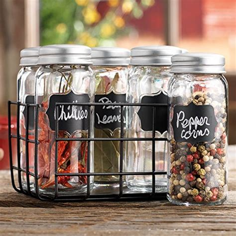 Spice Rack Essentials by Home Essentials Home Essentials Country Chic Spice Jar