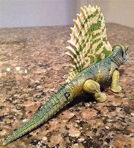 Dimetrodon Jurassic Park Dinosaurs By Kenner U2019 Dinosaur