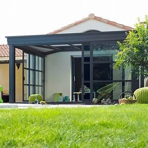 Modele De Veranda : v randa aluminium contemporaine caspar v randa ~ Premium-room.com Idées de Décoration