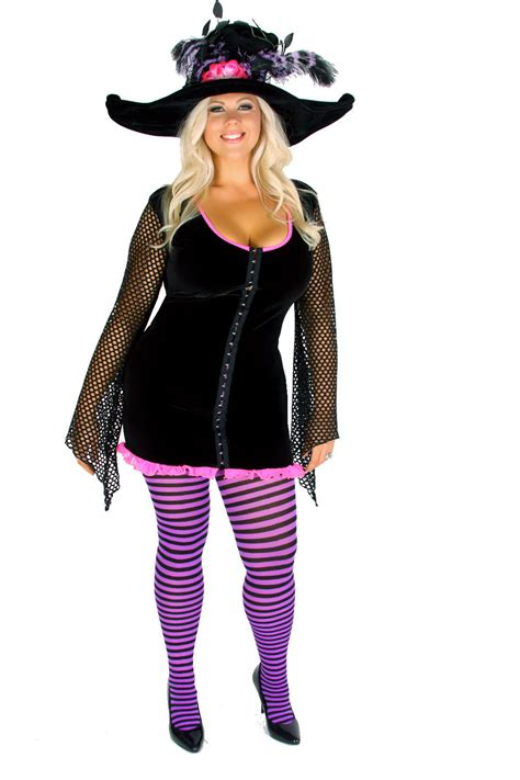 how to make a size witch for plus size witch costumes festival collections