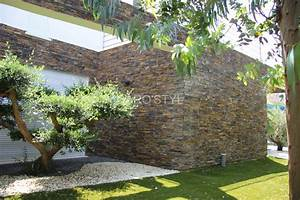 habiller son mur exterieur ou interieur en pierre With habiller un mur exterieur
