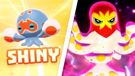 Shiny Clobbopus & Shiny Grappoloct | 1293 Eggs | Pokemon Sword & Shield | (Shiny Reaction) - YouTube