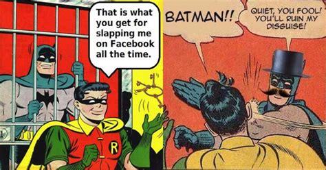 Batman Slapping Robin Meme 27 Funniest Batman Slapping Robin Memes That Will Make You