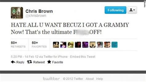 what is chris brown s phone number in today s warp speed world missteps spread faster