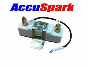 Accuspark Ballast Resistor For Use With A 1 5 Ohms Ballast