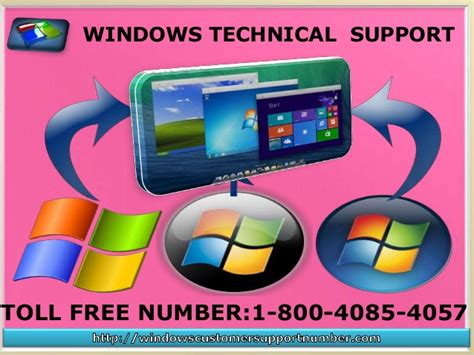 windows help desk phone number windows technical support number 1 800 485 4057