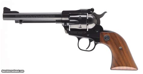 Ruger New Model Single Six .32 H+r Mag Sao Revolver