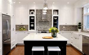paton terrace kitchen transitional kitchen other With kitchen colors with white cabinets with jual candle holder