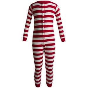 Kids Union Suit Pajamas