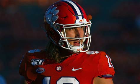 College Football News Updates: Trevor Lawrence Positive ...