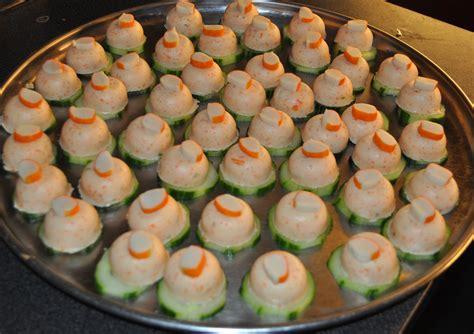 canap pour ap ritif canapés surimi cuisine de kattylou