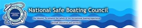 National Boating Safety by Uscg Auxiliary District 17 Division 2 Unit 4 Whittier