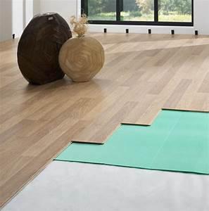 Laminat Auf Fußbodenheizung : pvc unter laminat laminatverlegung auf pvc boden ~ Markanthonyermac.com Haus und Dekorationen