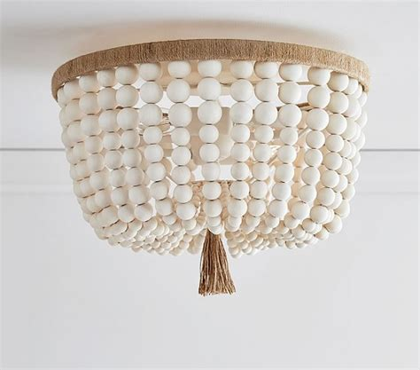Pottery Barn Baby Ceiling Lights by Dahlia Flushmount Pottery Barn