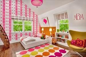 Zimmer Mit Dachschräge Gestalten : 28 einrichtungsideen f r kinderzimmer mit dachschr ge ~ Lizthompson.info Haus und Dekorationen