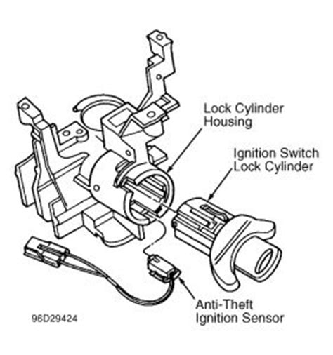 Mercury Cougar Factory Alarm System When Use The