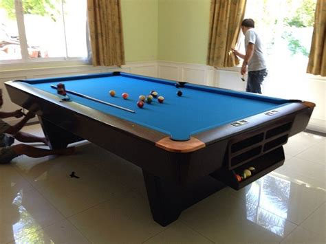 second hand snooker table for sale 9ft 8 ft taiwan pool table 2nd hand for sale in bangkok