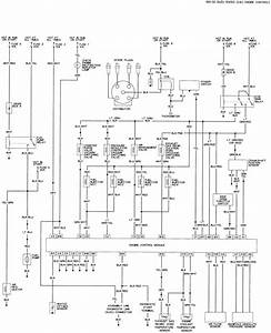 Wiring Diagrams 1992 Isuzu Rodeo