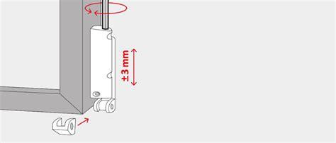 r 233 glage d une baie vitr 233 e 187 manuel d ajustement fenetre24