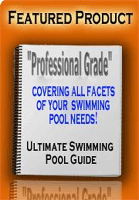 1000+ Images About Pool Maintenance Tips On Pinterest
