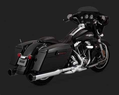 Vance And Hines Dresser Duals Black by 2014 Vance And Hines 450 Autos Post