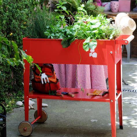 hochbeet auf rollen hochbeet mit rollen garden trolley kaufen design3000 de shop