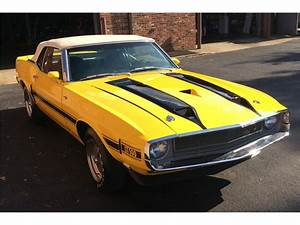 1970 Shelby GT500 for Sale | ClassicCars.com | CC-1025853