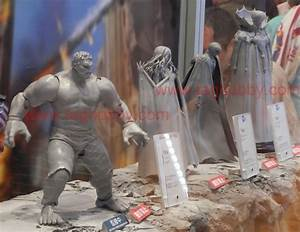 Figma Hulk, Snake and Pyramid Head from WF2014 - Toy ...