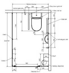 Handicap-Accessible Toilet Dimensions