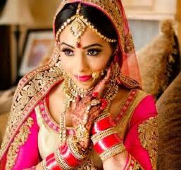 indian wedding 29 most beautiful indian bridal makeup looks pictures
