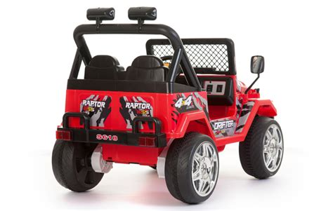 kids red jeep red 12v 2 seats 4x4 jeep battery kids ride on cars