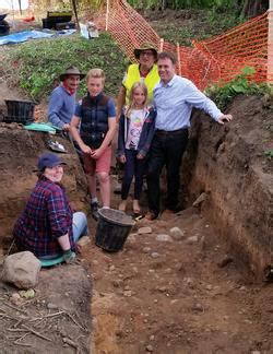 » Julian Joins Archaeologists at Battle of Fulford Dig ...