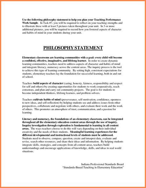 essay of teacher teaching philosophy essay example
