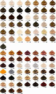 Best 25 ideas about wella hair color chart find what you ll love