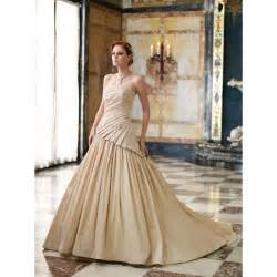 colored wedding dress i wedding dress gold wedding dress