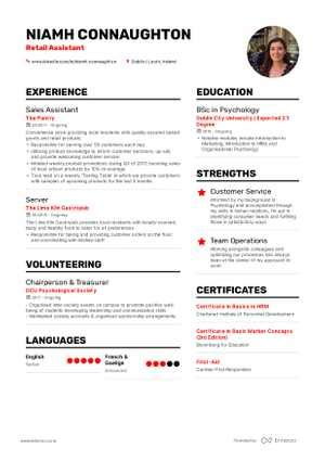 Picture On Resume by The Ultimate 2019 Resume Exles And Resume Format Guide