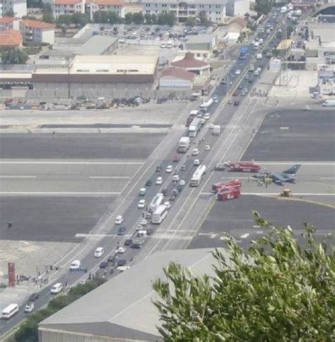 Airport Cars by Gibraltar Airport Where Planes Meet Cars Wordlesstech