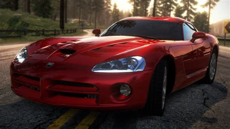 Video Games Cars Dodge Viper Srt10 Need For Speed Hot