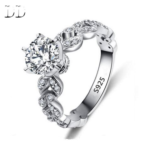 hot sale fashion jewelry wedding engagement rings for