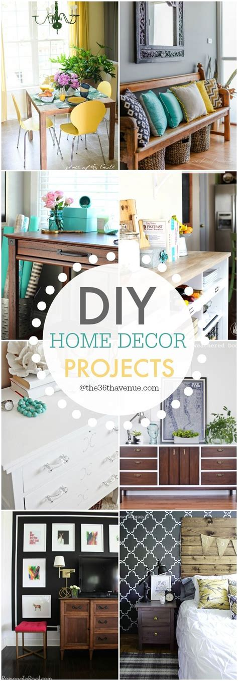 The 36th Avenue  Diy Home Decor Projects And Ideas New