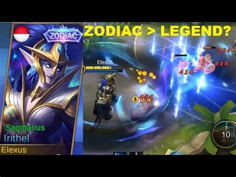 zodiac skin  irithel