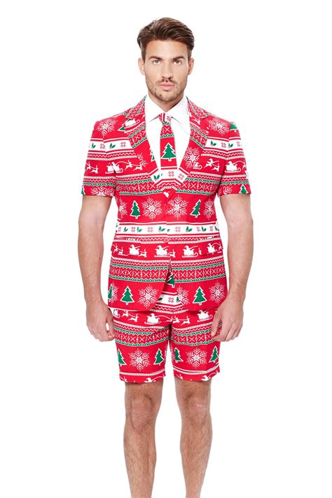 ugly christmas knitted sweaters red ugly christmas sweater suit the soiree of sin