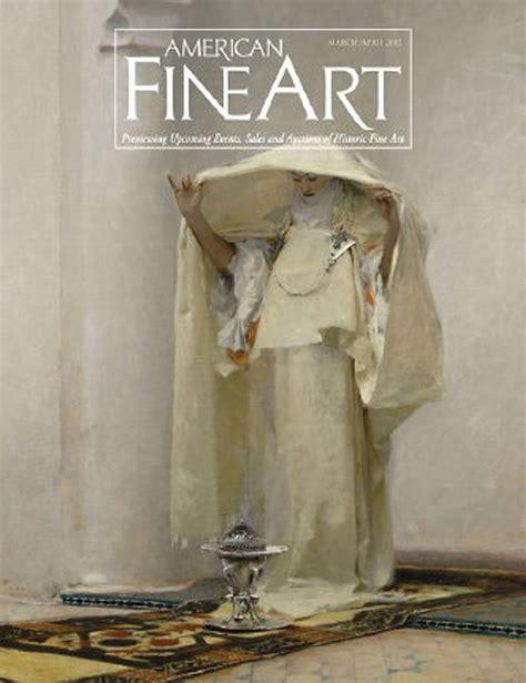 introducing american fine art magazine artwire press