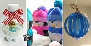 Deco De Noel Avec Bouteille En Plastique : d co noel avec des bouteilles en plastique 20 id es tutoriel ~ Dallasstarsshop.com Idées de Décoration