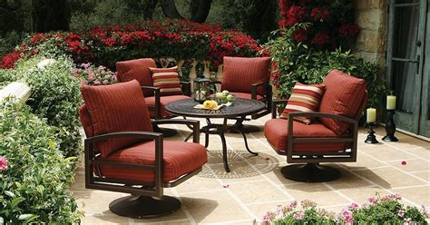 upscale outdoor furniture showroom opens in st george